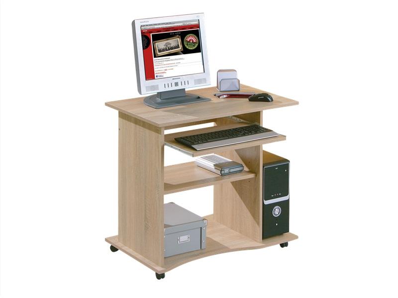 Durini számítógépasztal billentyűzettartóval